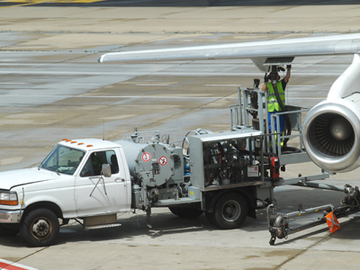 Aviation fueling communications solutions